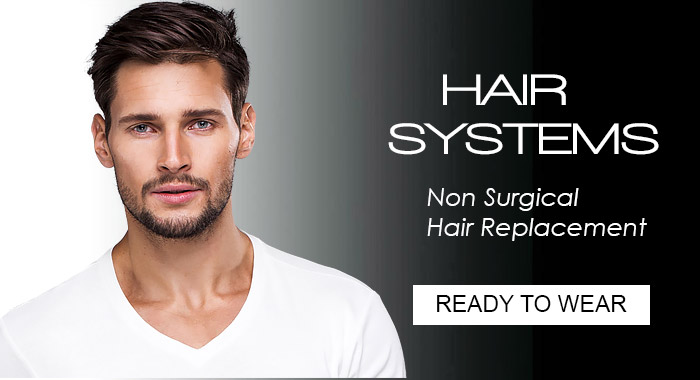 ready to wear hair systems